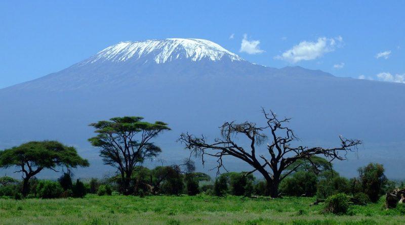 montagne du Kenya