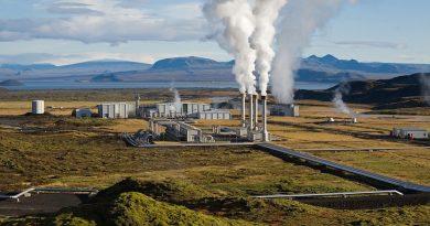 usine geothermique