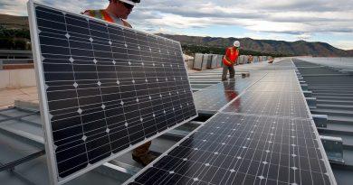 pose de panneaux solaires en Martinique